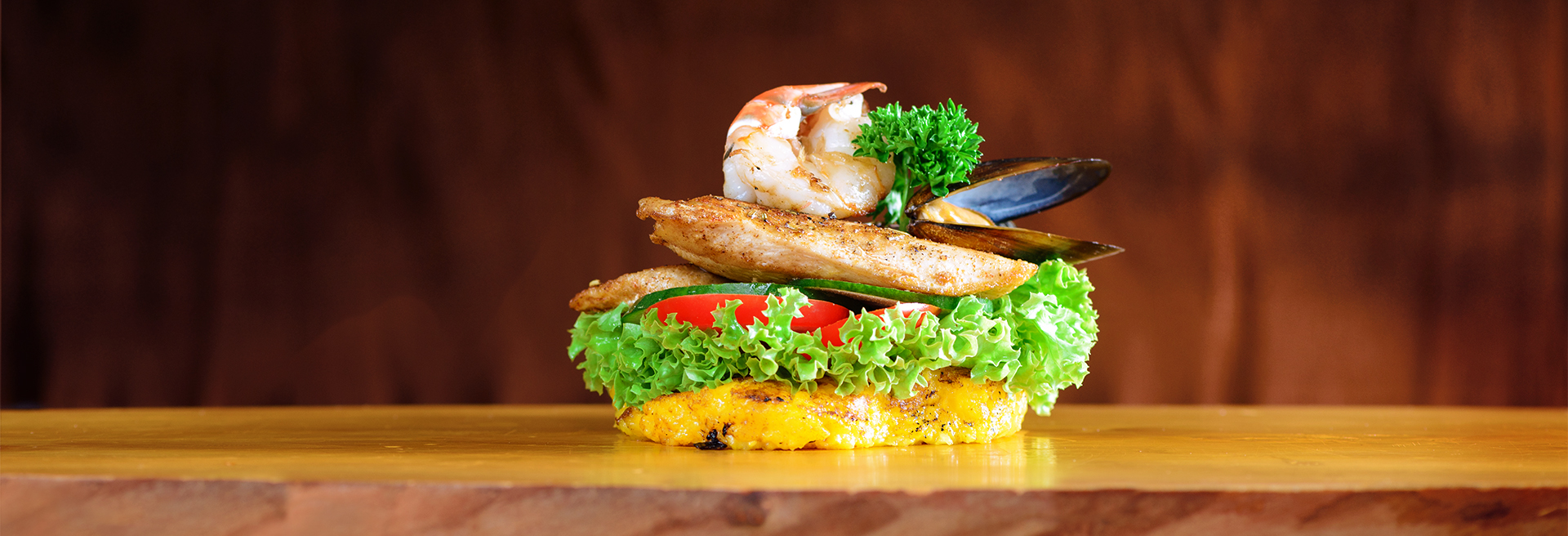 Burger Slide 3