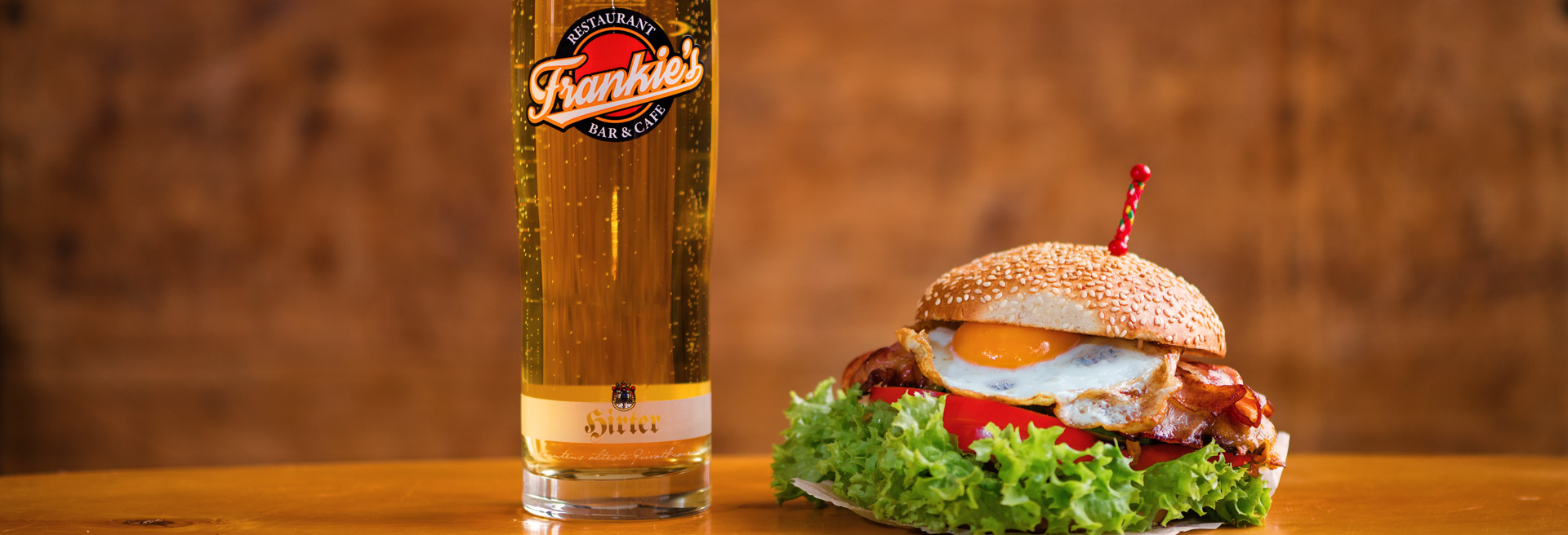 Burger Slide 1